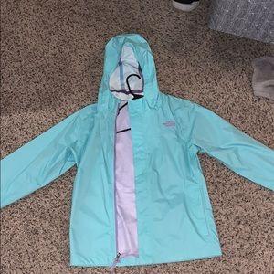 Girl's North Face Zipline Rain Jacket
